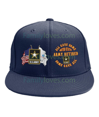 Buy ARMY RETIRED HAT - Familyloves hoodies t-shirt jacket mug cheapest free shipping 50% off