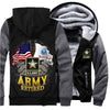 Buy US ARMY RETIRED HOODIE - Familyloves hoodies t-shirt jacket mug cheapest free shipping 50% off