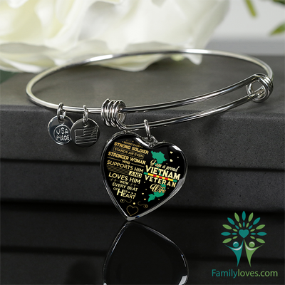 Buy behind every strong soldier stands an even strong woman... Necklaces & Bangles - Familyloves hoodies t-shirt jacket mug cheapest free shipping 50% off