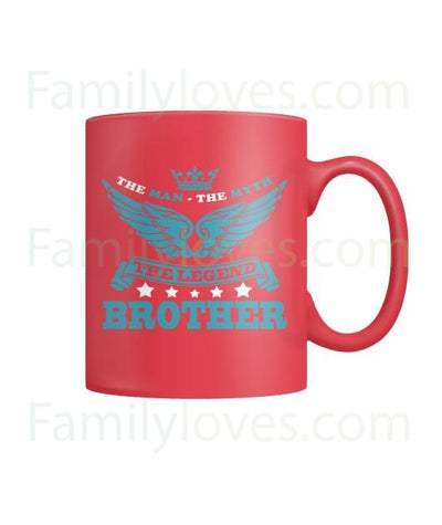 Buy BROTHER - MUGS - Familyloves hoodies t-shirt jacket mug cheapest free shipping 50% off
