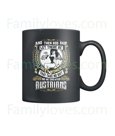 Buy AUSTRIANS - MUGS - Familyloves hoodies t-shirt jacket mug cheapest free shipping 50% off