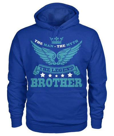 Buy Big brother the man the myth the legend - Familyloves hoodies t-shirt jacket mug cheapest free shipping 50% off