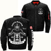 RIDE HARD CLASSIC CAFE RACER  OVER PRINT JACKET