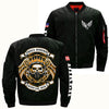 HELL RIDERS - RIDE OR DIE OVER PRINT JACKET