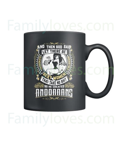 ANDORRANS - MUGSFamilyloves