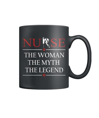 Nurse-The Woman-The Myth-The Legend Mugs