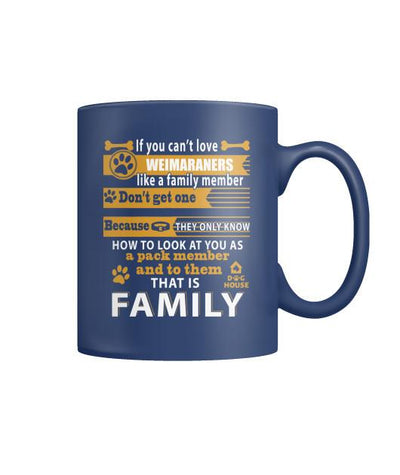 Buy WEIMARANERS DOG - MUGS - Familyloves hoodies t-shirt jacket mug cheapest free shipping 50% off