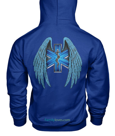 Buy EMERGENCY MEDICAL WINGS GIDAN HOODIE - Familyloves hoodies t-shirt jacket mug cheapest free shipping 50% off