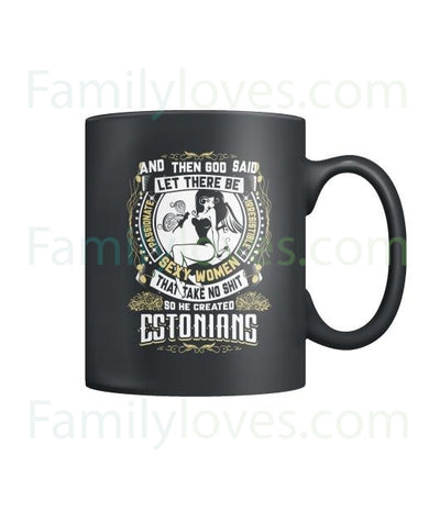Buy ESTONIANS - MUGS - Familyloves hoodies t-shirt jacket mug cheapest free shipping 50% off