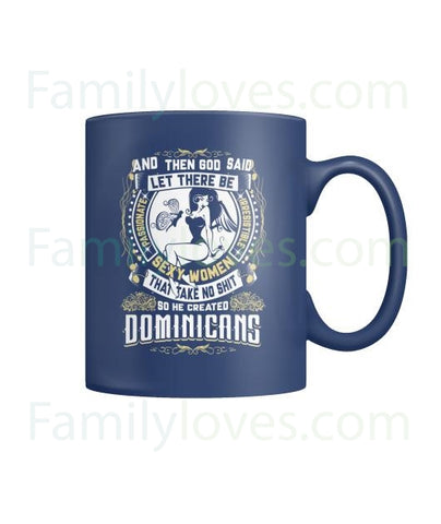 DOMINICANS - MUGSFamilyloves