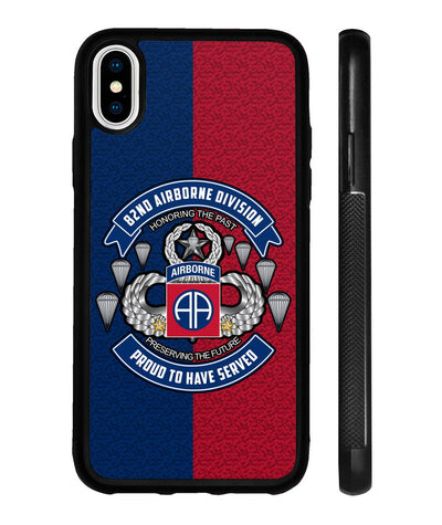 Buy 82nd Airborne Division, Honor the past preserving the future Samsung, iPhone case - Familyloves hoodies t-shirt jacket mug cheapest free shipping 50% off