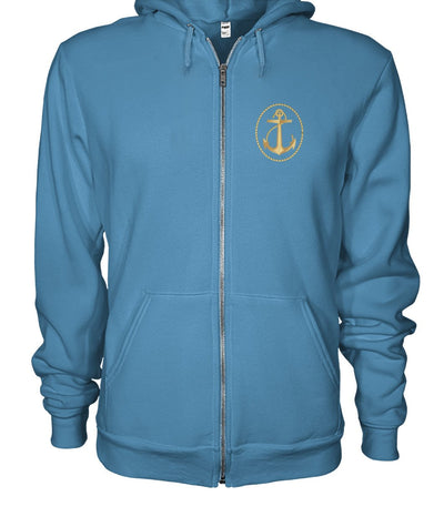 Buy U S NAVY - THE SEA IS OURS HOODIE - Familyloves hoodies t-shirt jacket mug cheapest free shipping 50% off