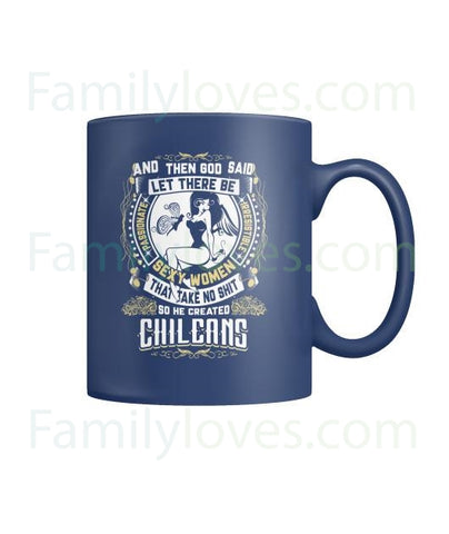 CHILEANS   - MUGSFamilyloves