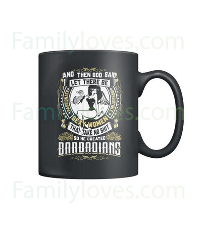 BARBADIANS - MUGSFamilyloves