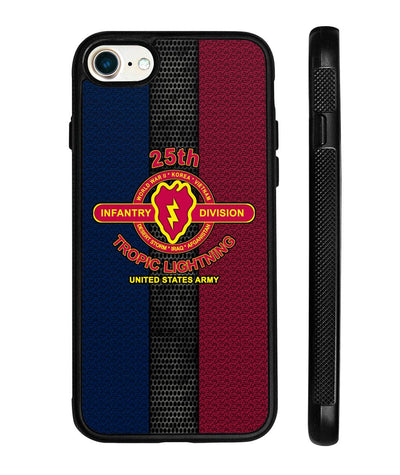 Buy 25th Infantry Division tropic lightning United States Army iPhone cases - Familyloves hoodies t-shirt jacket mug cheapest free shipping 50% off
