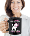 Ladies Cat Mugs