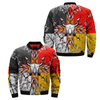 Buy Bison Arrow 3D Pullover - Native American OVER PRINT BOMBER JACKET - Familyloves hoodies t-shirt jacket mug cheapest free shipping 50% off