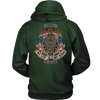 PROUD ARMY MOM, U.S ARMY, MY SON MY HERO MY SOLDIER GILDAN HOODIE