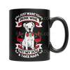 Buy Pet my dog...MUG - Familyloves hoodies t-shirt jacket mug cheapest free shipping 50% off