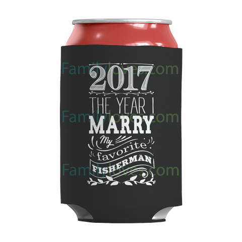 Limited Edition - 2017 MARRY MY FAV FISHERMAN 1Familyloves