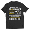 Buy why you hire a photographer ... t-shirt - Familyloves hoodies t-shirt jacket mug cheapest free shipping 50% off