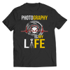 Buy photography is my life t-shirt - Familyloves hoodies t-shirt jacket mug cheapest free shipping 50% off