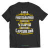 Buy i can fix stupid but i can capture one - Familyloves hoodies t-shirt jacket mug cheapest free shipping 50% off