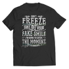 Buy dont freeze take off .. tshirt - Familyloves hoodies t-shirt jacket mug cheapest free shipping 50% off