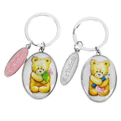 "Buy Bear keychain  the creative valentines gift for the couple ""I'm with you. Bears"" - Familyloves hoodies t-shirt jacket mug cheapest free shipping 50% off"