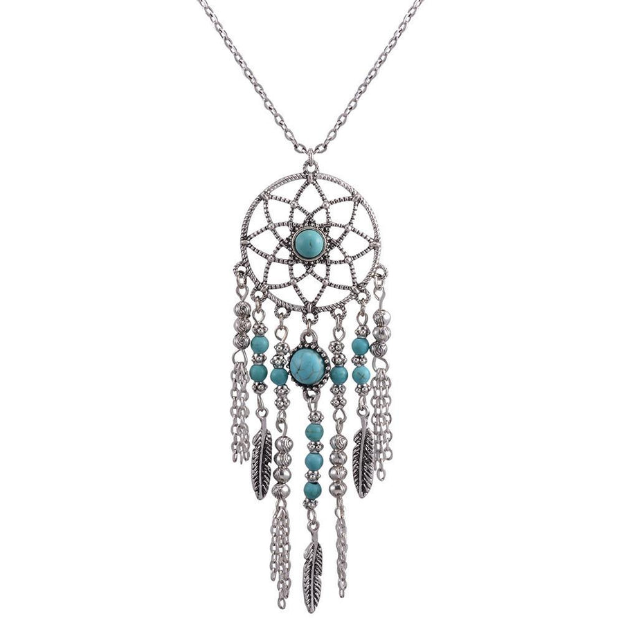 dream jewelry tribal necklace bestofnative products indian catcher native image com american product