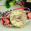 Buy Handmade Dreamcatcher Bracelet Watches - Familyloves hoodies t-shirt jacket mug cheapest free shipping 50% off