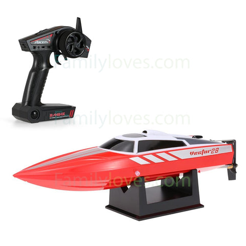 Volantex Boat-Brushed 30km/h HIGH SPEED RC RACING BOAT.Familyloves