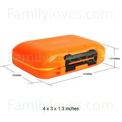 Buy Goture Double Layer Hard Plastic Fishing Tackle Box - Familyloves hoodies t-shirt jacket mug cheapest free shipping 50% off