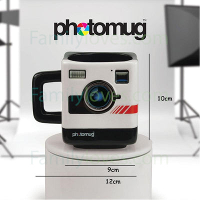 Buy Creative Photographer Mug - Retro Camera - Familyloves hoodies t-shirt jacket mug cheapest free shipping 50% off