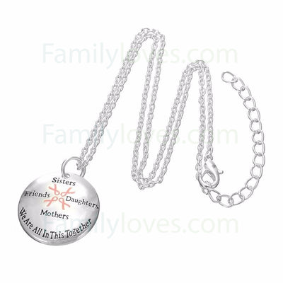 Buy Family's Gift  Forever Love Necklace - Familyloves hoodies t-shirt jacket mug cheapest free shipping 50% off