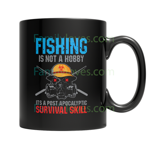 Fishing Is Not A HobbyFamilyloves
