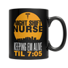 Buy Night Shift Nurse - Familyloves hoodies t-shirt jacket mug cheapest free shipping 50% off