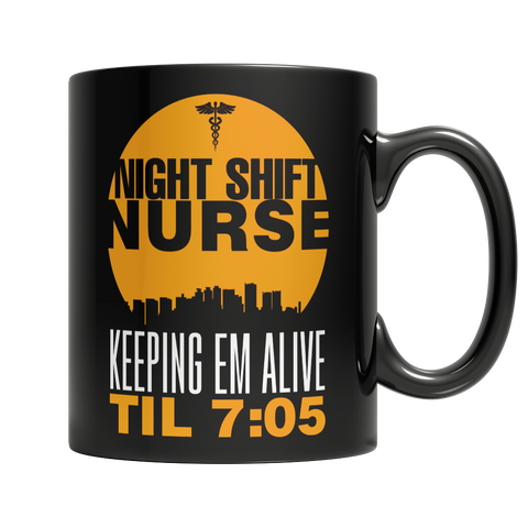 Night Shift NurseFamilyloves
