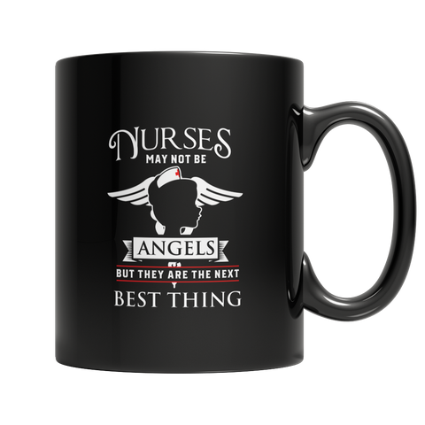 Nurses May Not Be AngelsFamilyloves