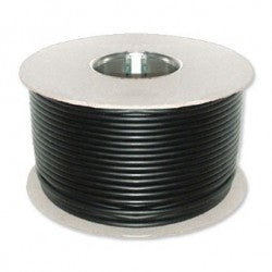 ANGA ST-CC06 Καλώδιο UTP Cat5e + 2 x 0.50mm (100μ) CCA/PET - ideashop.gr