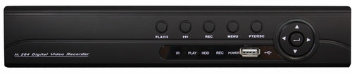 Καταγραφικό DVR 16 κανάλια 3in1 (Analog, AHD, IP) AGE-9016-AHD ANGA, H.264 Dual Stream, 16CH 720P Real Time Record / 1CH Real Time Playback, Smartphone, 2xSATA MAX 4TB, ΔΙΚΤΥΑΚΟ, USB BACKUP, VGA, HDMI, MOUSE, 2 Audio In, 1 Audio Out - ideashop.gr