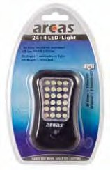 Camelion φακός Arcas 24+4 LED - ideashop.gr