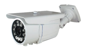 ΚΑΜΕΡΑ ANGA AQ-4220-NS4 BULLET (4in1) AHD/CVI/TVI/CVBS 2.8mm-12mm 2.4MP 1/2.8 1080P/960H STARLIGHT 3PCS aray led+14pcs PIRANHA LED 100MTR Μεταλλική IP66 - ideashop.gr