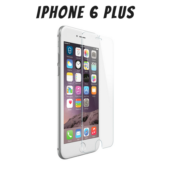 Tempered Glass - Τζαμάκι / Γυαλί Οθόνης - iPhone 6 Plus - iThinksmart.gr