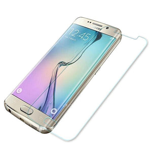 Tempered Glass - Τζαμάκι / Γυαλί Οθόνης - Samsung Galaxy S6 Edge (Not Full Cover) - iThinksmart.gr