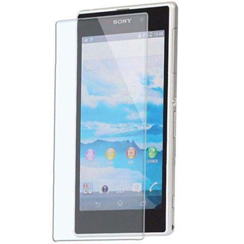 Tempered Glass - Τζαμάκι / Γυαλί Οθόνης - Sony Xperia Z1 (L39H) - iThinksmart.gr
