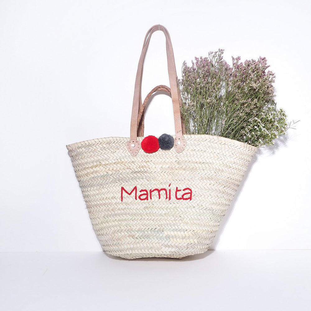 Grand panier personnalisable