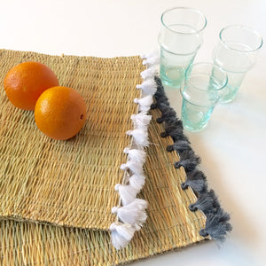 Sets de table pompons - Sook Paris