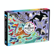 Puzzle | Double sided 100 pieces