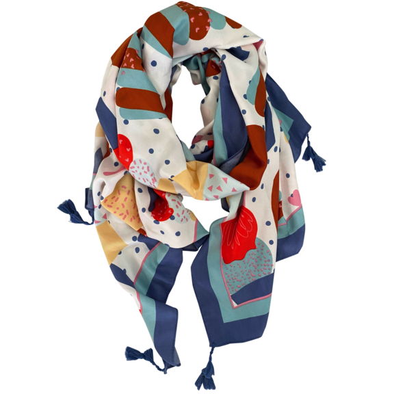 GREENWOOD DESIGNS | Spring/Summer  - Scarf 031